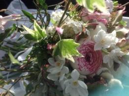 Flowers weddings bouquet sussex